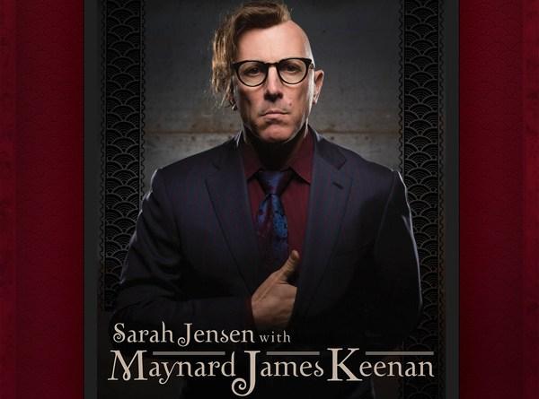 Maynard James Keenan A Perfect Union of Contrary Things