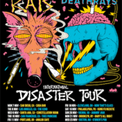 The Dune Rats and DZ Deathrays International Disaster Tour