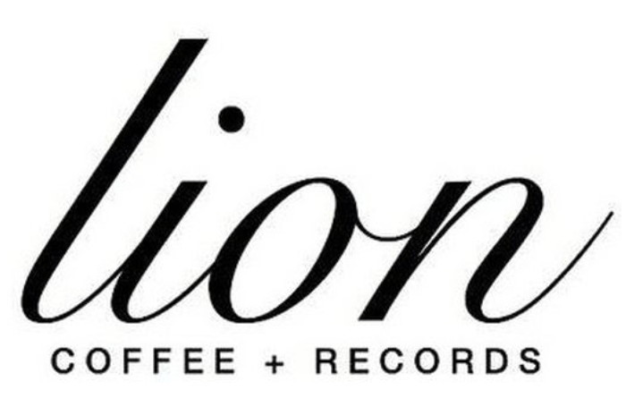 Lion Coffee + Records logo