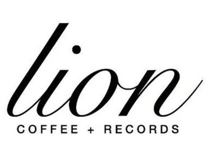 Lion Coffee + Records logo