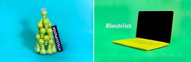 #donatetech