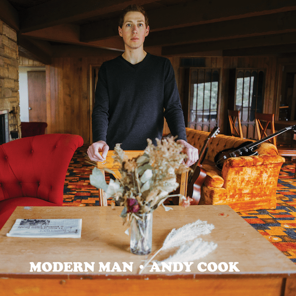 Andy Cook 'Modern Man' EP cover