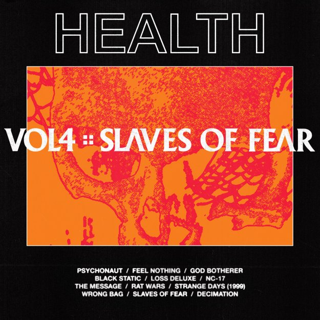 Vol 4 - Slaves Of Fear cover