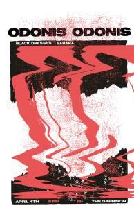 Odonis Odonis • Black Dresses • Sahara @ The Garrison