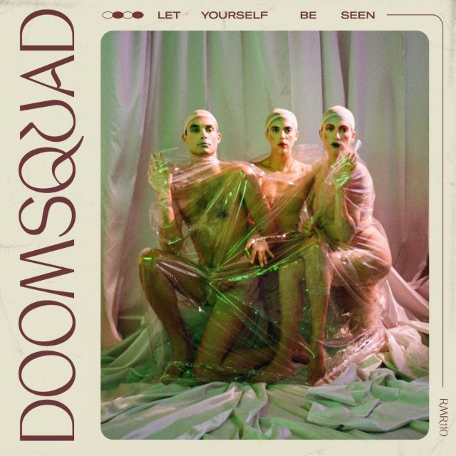 DOOMSQUAD Let Yourself Be Seen album artwork