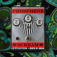 Death By Audio announce 'Phosphene Scream' delay and reverb pedal collaboration with The Black Angels