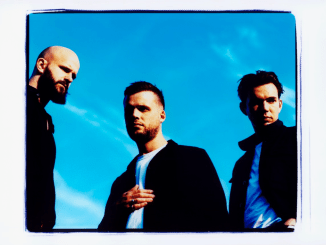 White Lies press photo