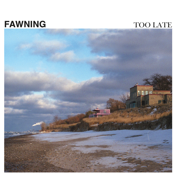 Fawning Too Late cover artwork
