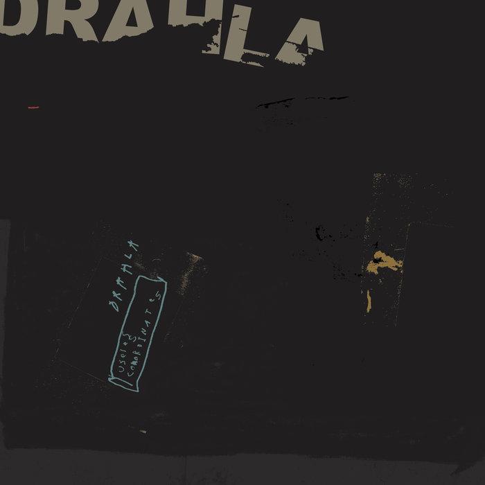 Drahla Useless Coordinates cover artwork