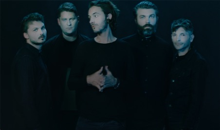 Editors press shot