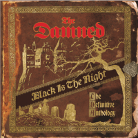 The Damned announce 'Black Is The Night' anthology