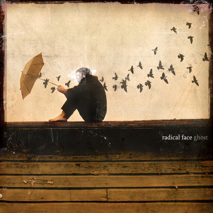 Radical Face Ghost cover artwork