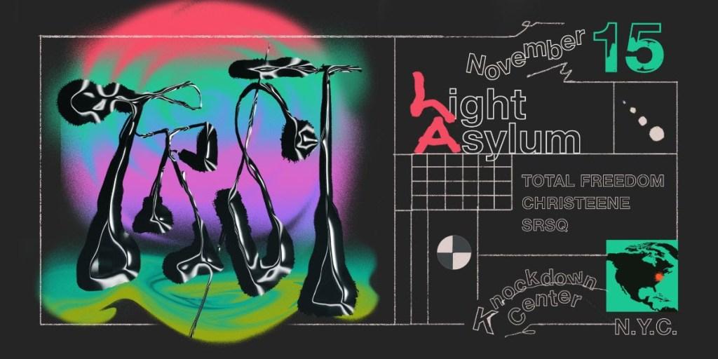 TR/ST tour poster