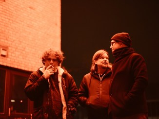 Spielbergs press photo
