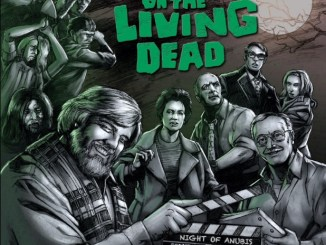 Reflections on the Living Dead Poster