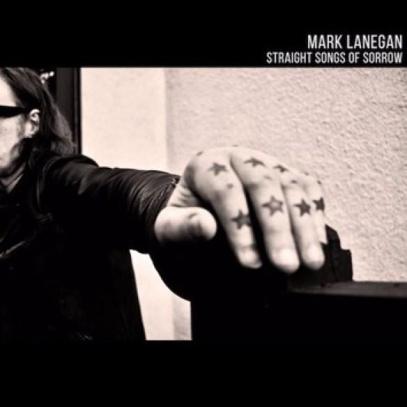 Mark Lanegan Straight Songs Of Sorrow album cover