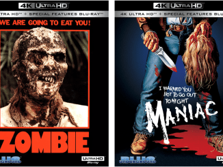 Zombie and Maniac posters