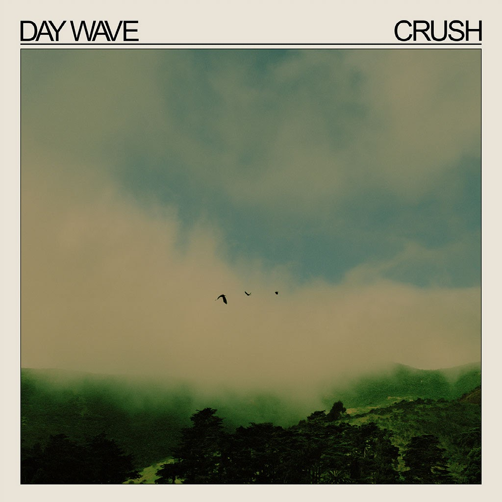 Day Wave Crush EP cover artwork