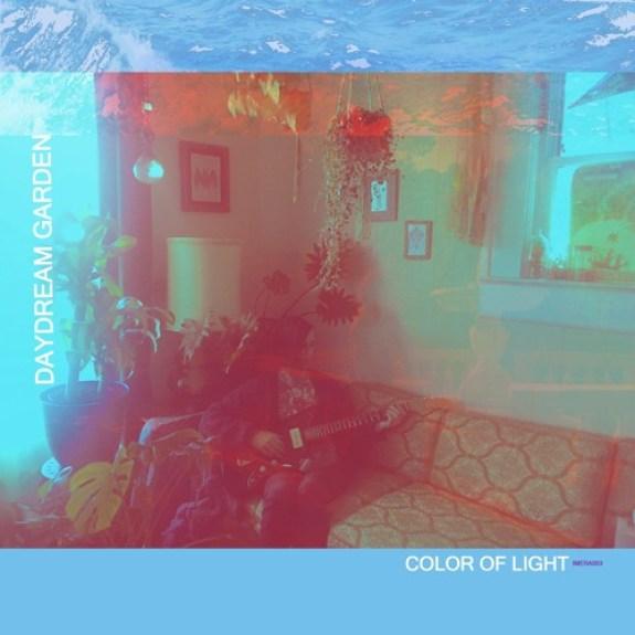 Color of Light Daydream Garden cover artwork