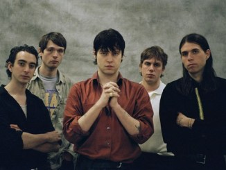 Iceage press photo