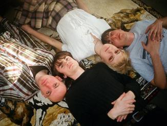 Blanketman press photo