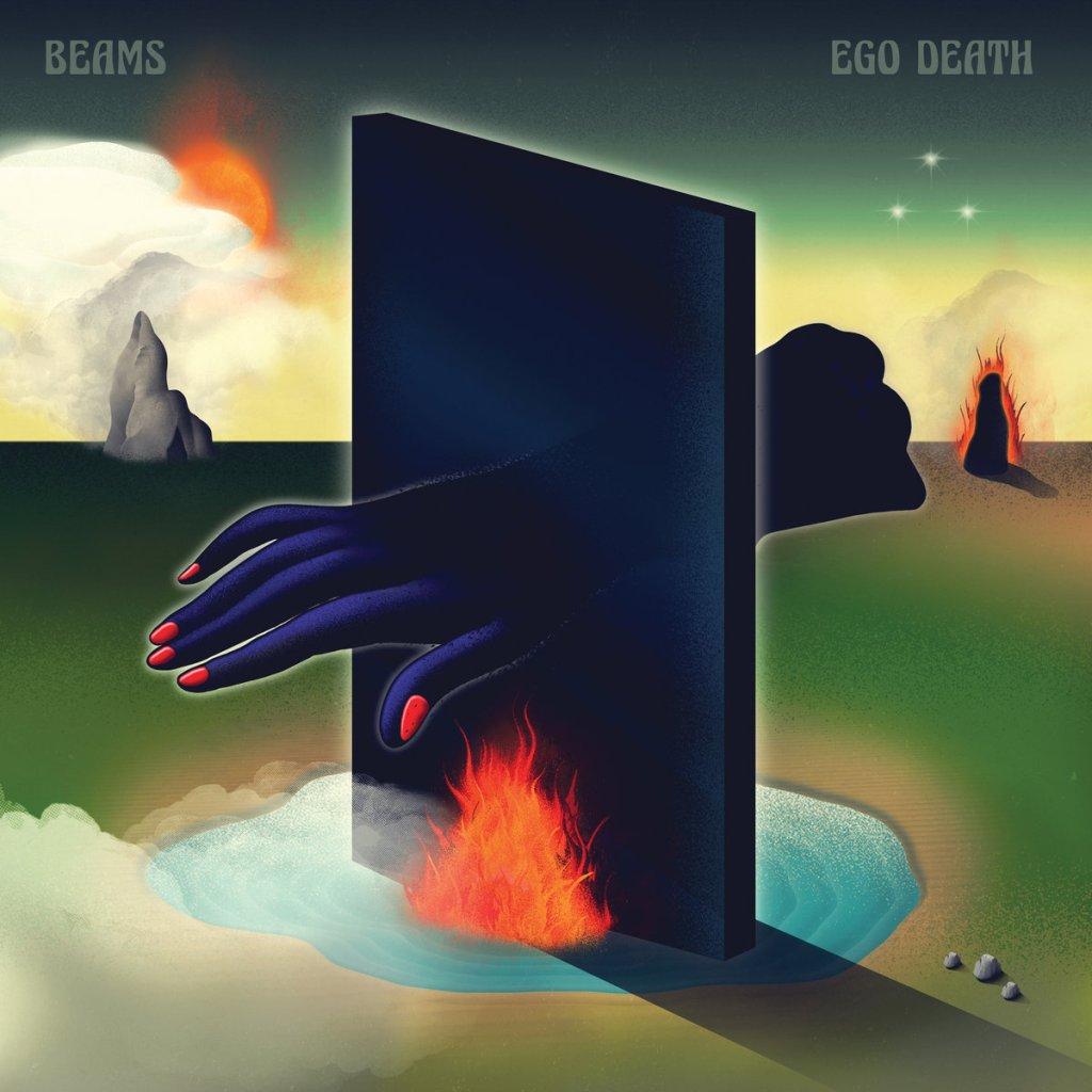 Beams Ego Death cover artwork