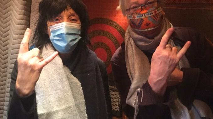 Carole Pope and Bernard Frazier press photo