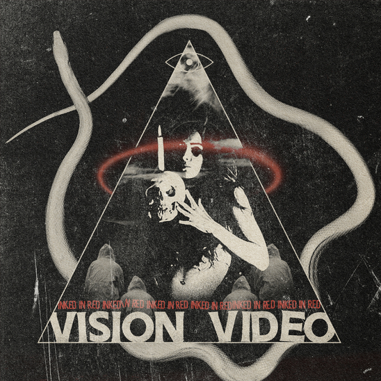 Vision Video Inked In Red cover artwork