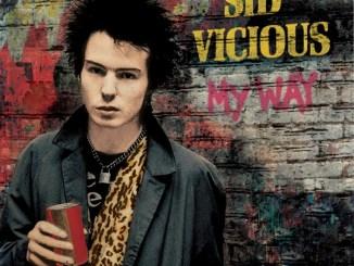 Sid Vicious My Way cover artwork