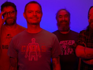 Red Fang promo picture