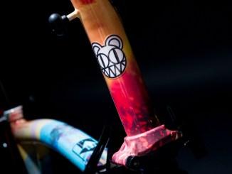 Radiohead charity bike