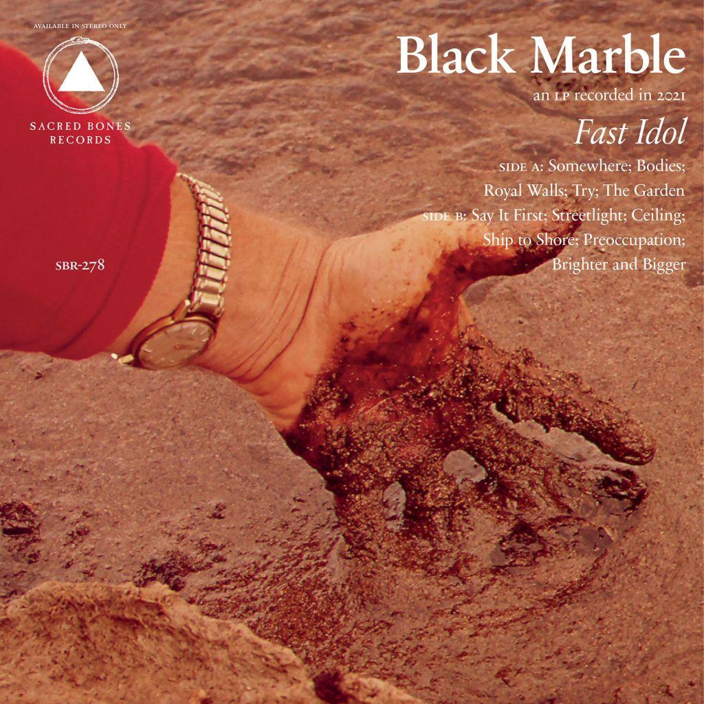 Black Marble Fast Idol cover artwork