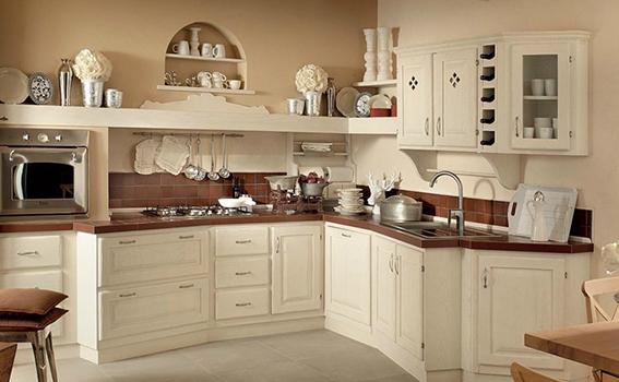 je veux une cuisine chaleureuse