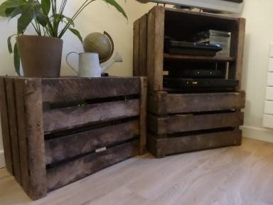 diy des caisses en bois pour une deco