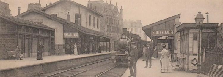 Gare Pont Flandre