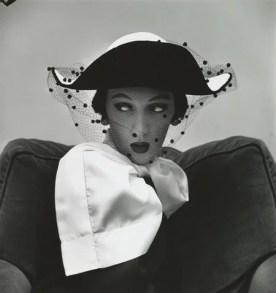 Irving Penn, Spanish Hat by Tatiana du Plessix