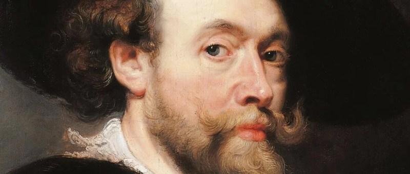 Rubens Autoportrait