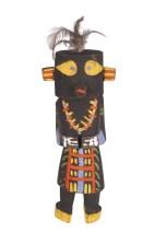 Dada Africa, Artiste inconnu, Poupée katsina