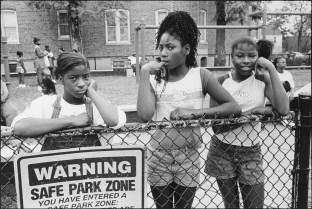 Black Chicago, Kids Englewood Neihborhood Chicago