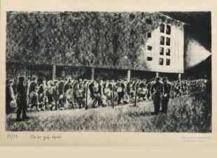Georges Horan-Koiransky, Plus de 120 000 Juifs sont déportés