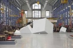 Floé, une installation de Jean-Baptiste André et Vincent Lamouroux © DR