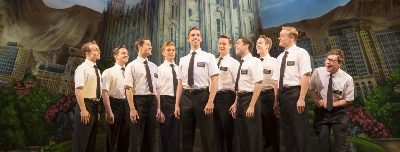 The Book Ofn Mormon London
