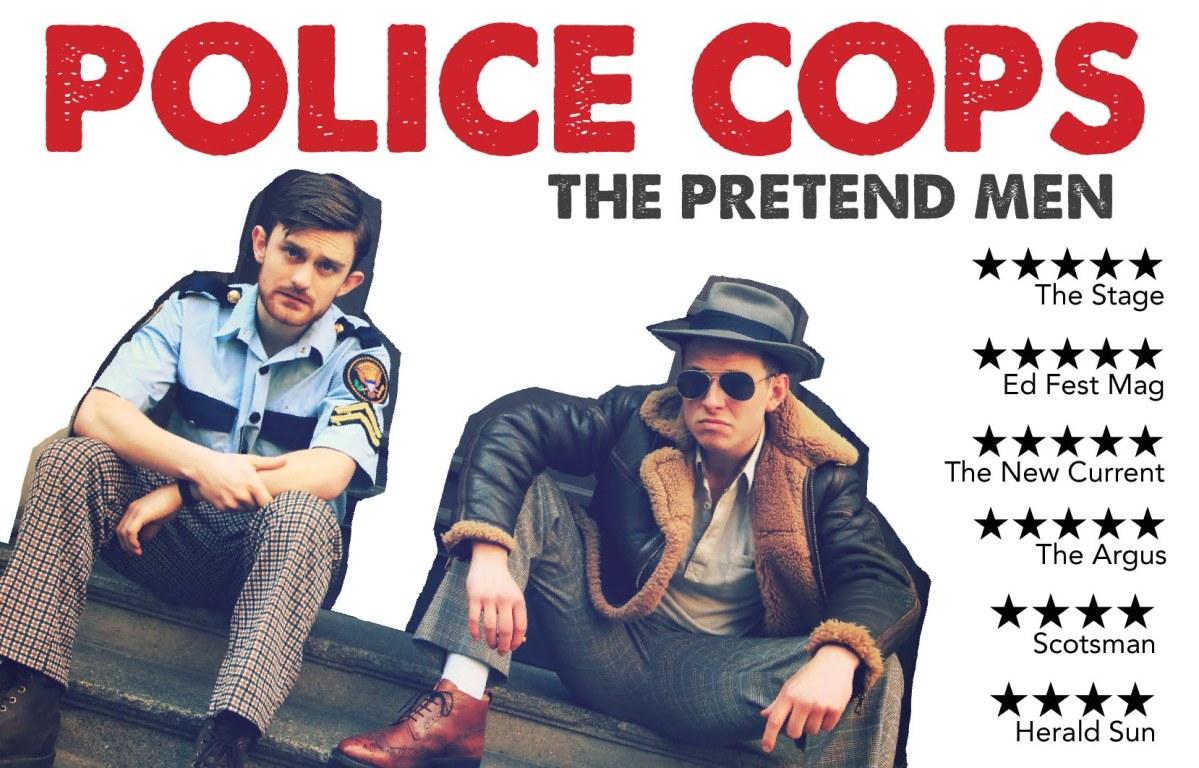 Police Cops   The Pretend Men