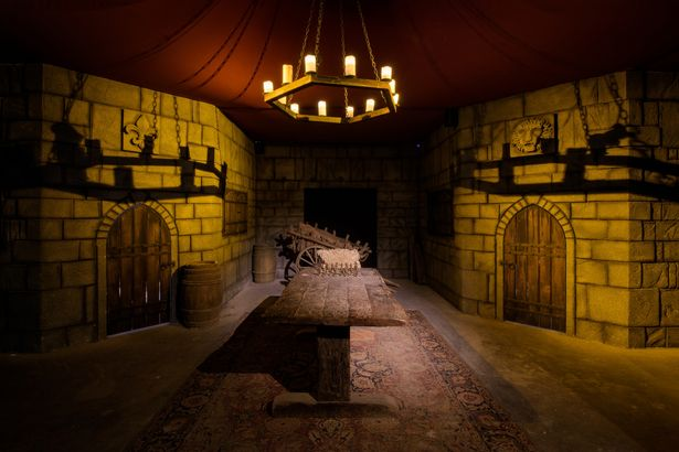 the crystal maze medieval