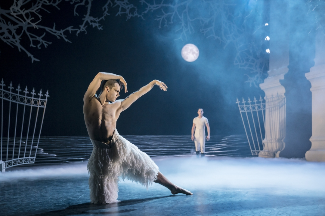 matthew bourne swan lake