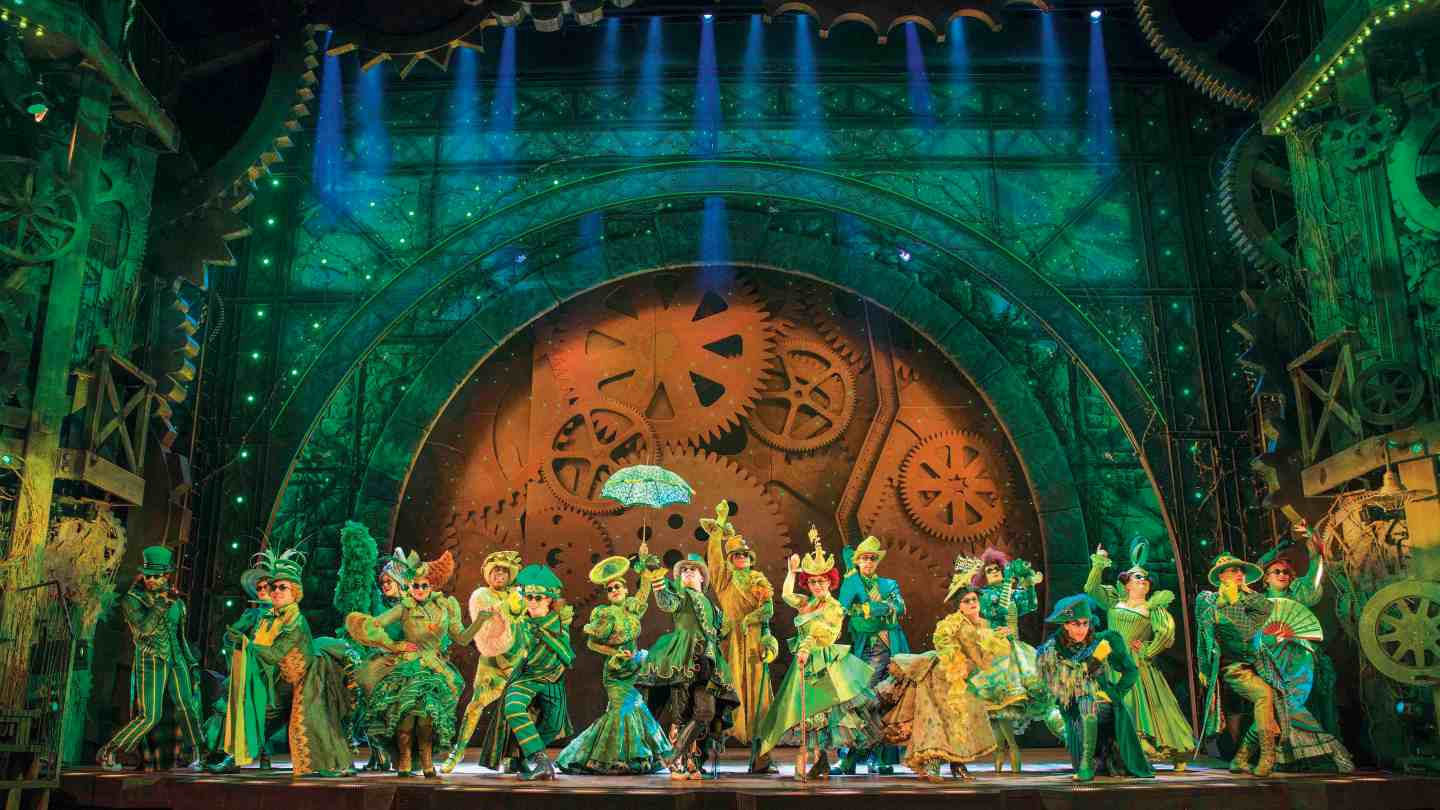 Wicked Musical Review