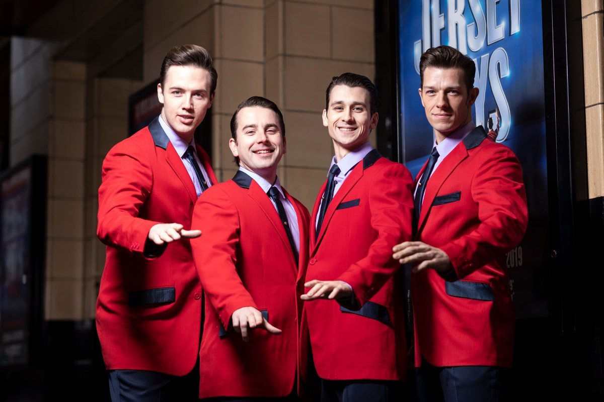 REVIEW: Jersey Boys the Musical