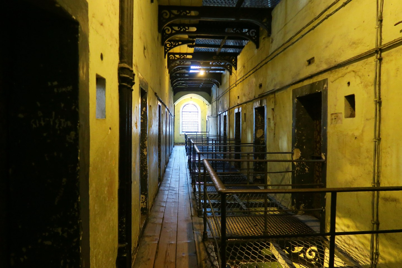 2 days in Dublin - jail tour