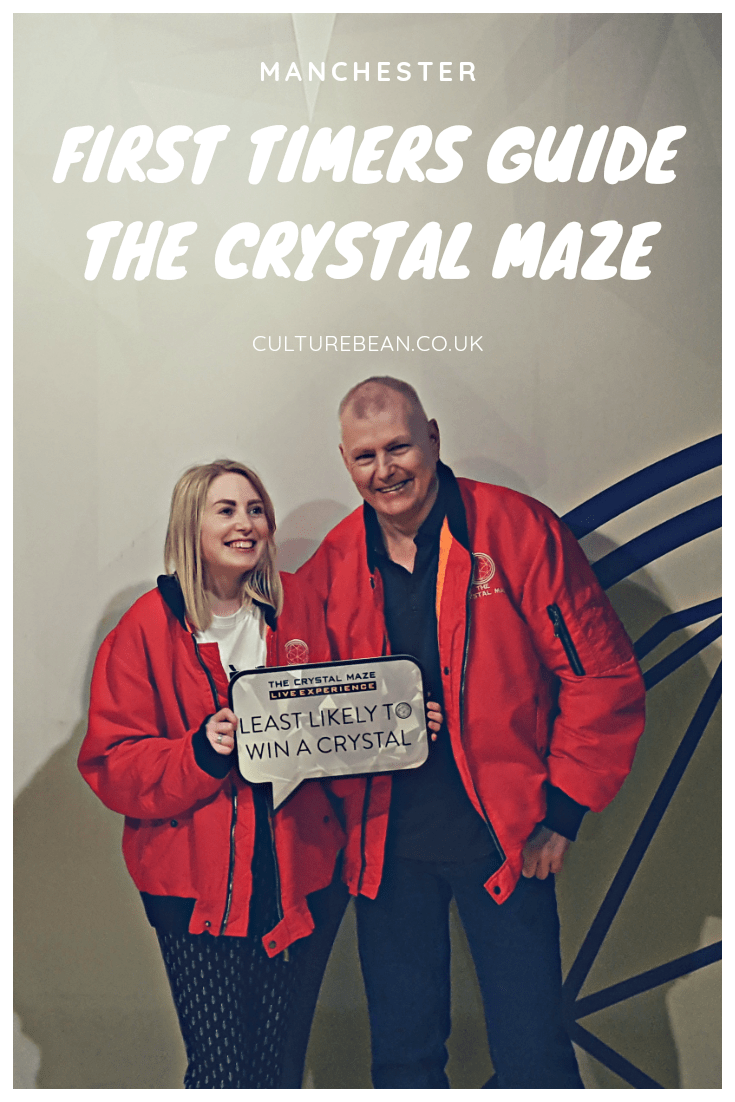 crystal maze guide