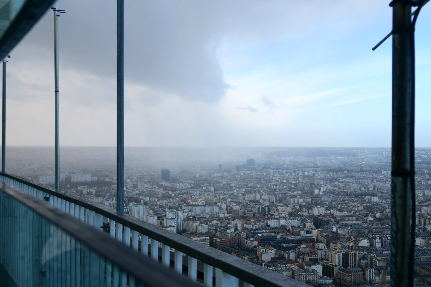 Paris - montparnasse view